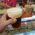 インビス鎌倉 - くゎ~、冷え冷え鎌倉ビール♪