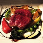 Heart Dinin'Bar &K - 牛フィレステーキ