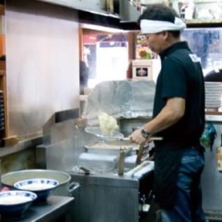 オリジナル激細麺