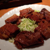 沖縄料理 島想い - 料理写真:140703 おつまみ炙りラフテー
