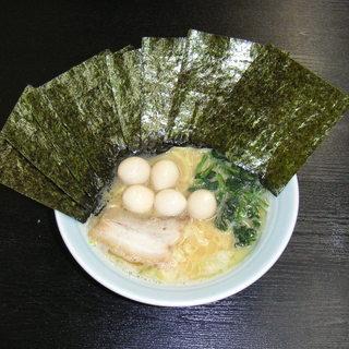 萬来亭 - 料理写真:のりたまトッピング