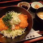 お食事処しもむら - カツ丼(醤油) ¥780