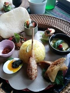 摩波楽茶屋 - ランチ