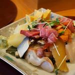 大黒寿司 - 海鮮バラちらし