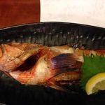 28753573 - 金目鯛の塩焼き
