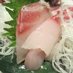 三浦鮮魚直売所 - メジナアップ