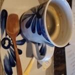 百名伽藍 - ホットコーヒー