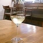 28755021 - グラスワイン白