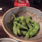 さすらい人 - 旬の枝豆