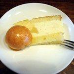 ビストロ小梅 - デザート