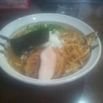 28760283 - 味噌むじゃきそば¥780(麺160g)+大盛¥100(0.5玉) 麺固め