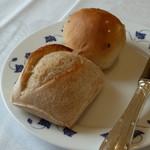 箱根ハイランドホテル ラ・フォーレ - ランチのパン