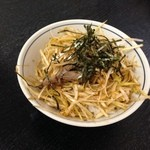 萬来亭 - ねぎ丼