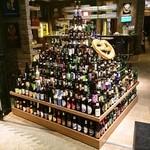 世界のビール博物館 - 世界のビール瓶(2014年7月)