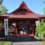 ぼちぼちいこか増毛舘 - 増毛厳島神社