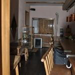 ぼちぼちいこか増毛舘 - 夜のカフェ海猿舎