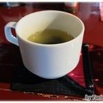 サイトウコーヒー - ランチのスープ