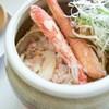 旭風ラーメン - 料理写真:カニラーメン(2011年6月)