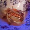 ニュートーキョウ - 料理写真:きんぴらごぼう