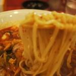 天津飯店 - チャンポン麺=ぼけた!