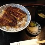 うな重 - 鰻丼(並)1,700円ですw