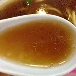 28769348 - あっさり醤油スープ