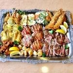 アマンド - 洋食の定番が全て詰まった洋食鉢盛
