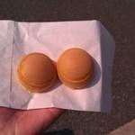 蜂蜜ぱんじゅう 松や - H26/3ぱんじゅうのクリーム