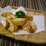 旬鮮宴味 桜田 - チーズの包み揚げ