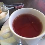ビストロ デ シュナパン - 食後の飲み物は紅茶♥︎