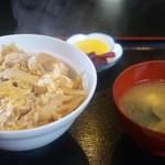 玉喜屋 - 料理写真:かつ丼 700円