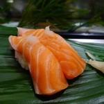 寿司光 - サーモン