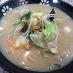 餃子の王将 - チャンポン 540円