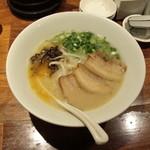 博多 一風堂 - 白丸元味 ¥780