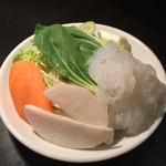 28776040 - シャブシャブの野菜