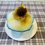 ミチス - シークワーサーかき氷