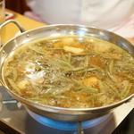 きくち - じゅんさい鍋