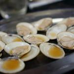大越 - 焼き蛤