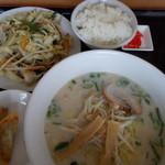 中華料理福福 - 料理写真:日替わり