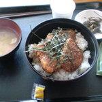 和田小屋 - ソースかつ丼@1400