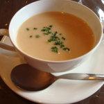 ナナ - 料理写真:ポタージュスープ