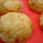 明石玉 十三味 - たまご焼きアップ