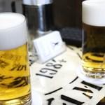 ビールスタンド重富 - 重富のい泡は超クリーミィ