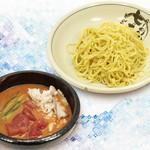 七志 - 冷やしトマトつけ麺