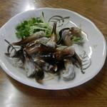 東京屋 - 料理写真:とり貝