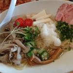 AJI10 - 塩冷麺 2014夏