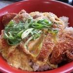 勝央サービスエリア(下り線)レストラン - 勝丼(910円)