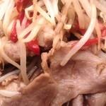 鮨と麺 うまい門 - 生姜焼きのクローズ