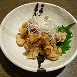 安乍希 - 若鶏のせせり唐揚げ(520円)