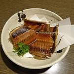 安乍希 - 太刀魚骨せんべい(220円)